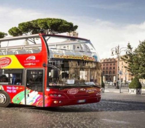 Hop On Hop off – Open Bus